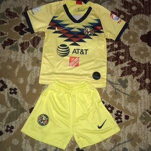 America Fc home kit for kids 2019/2020
